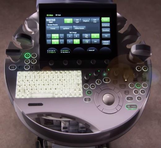 Ультразвуковая система Voluson E10